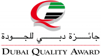Dubai Quality Award Vector Logo