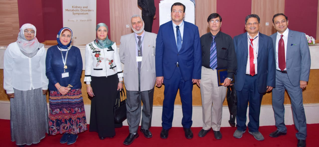 "Dubai Medical College Contribution In ""Kidney And Metabolic Disorder Symposium"""