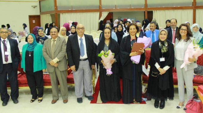 Dubai Medical College For Girls Celebrates International Women's Day: By Awarding 3 Of The Most Prominent Women In The Field Of Medicine In UAE