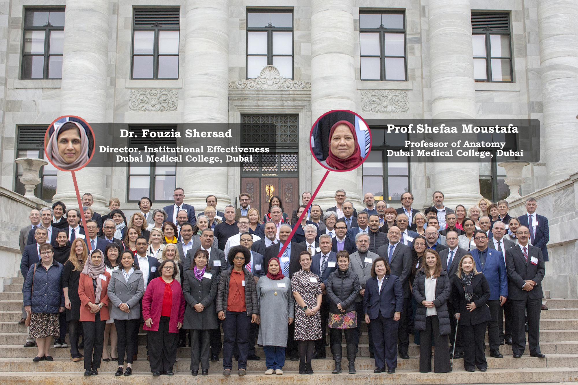 DMC Participates In Harvard Medical School Symposium For Leaders In Medical Education