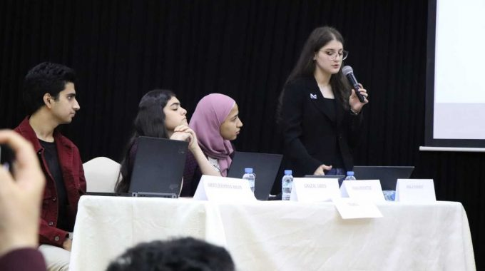 DMC INTERCOLLEGIATE DEBATE COMPETITION 2019 – REPORT